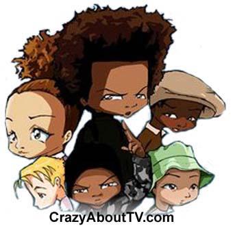 boondocks  characters