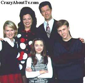 Nanny And The Professor Cast