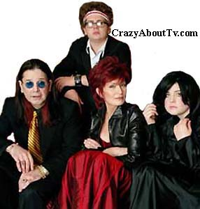 Magnificent The Osbournes Tv Show Hairstyle Inspiration Daily Dogsangcom